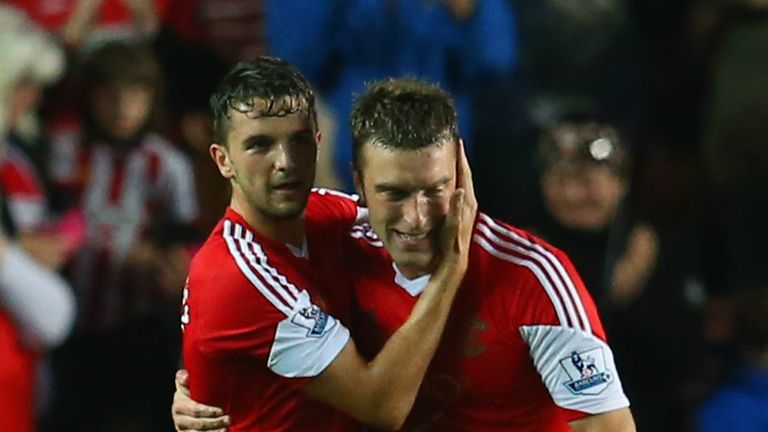 Jay Rodriquez and Rickie Lambert both got in on the act of Southampton crushed Fulham
