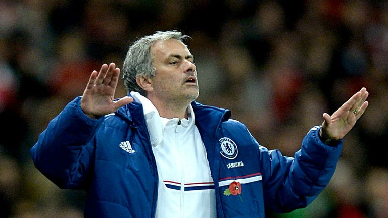 Jose Mourinho insists Chelsea will be ready for Schalke test