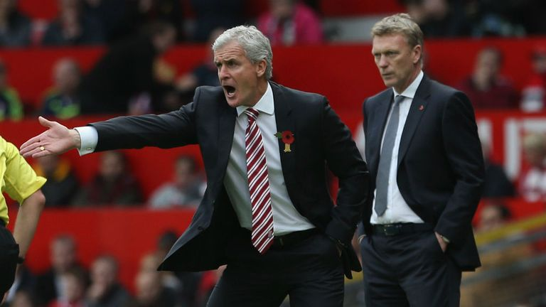 Mark Hughes: Looking for a big performance from Stoke