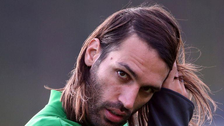 Georgios Samaras: New face at the Hawthorns