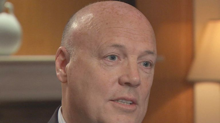 Jim McColl: Board change has left his shareholders group 'bemused'
