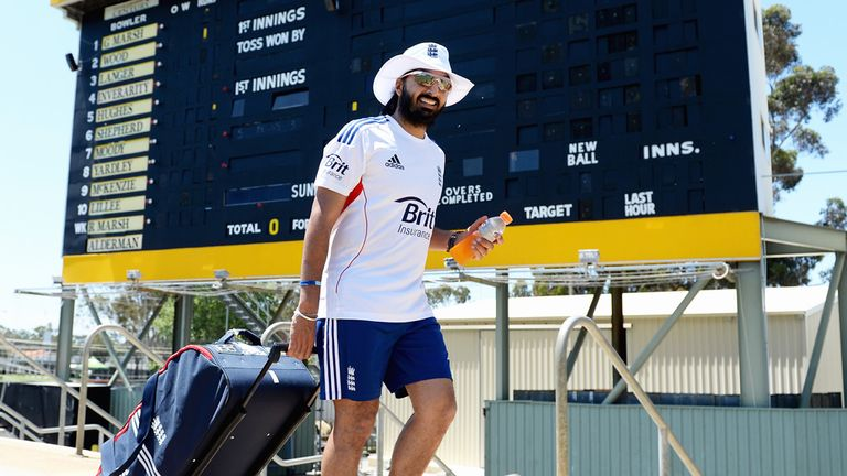 Monty Panesar: One apparent victim of David Nixon's mocking