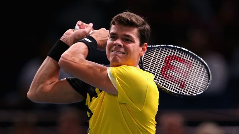 Milos Raonic: Big Canadian is a major test for Andy Murray