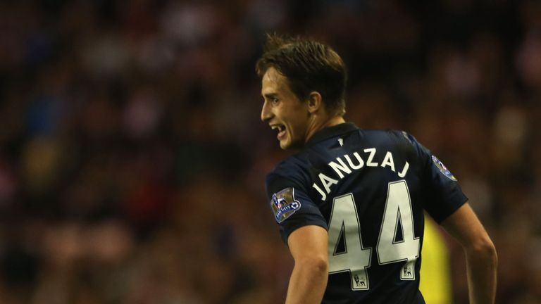 Adnan Januzaj: Enjoying life at Manchester United