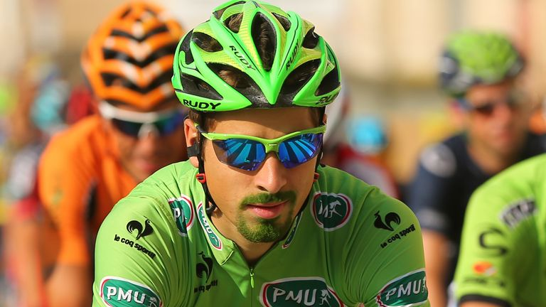 Peter Sagan has won the points classification in the past two years