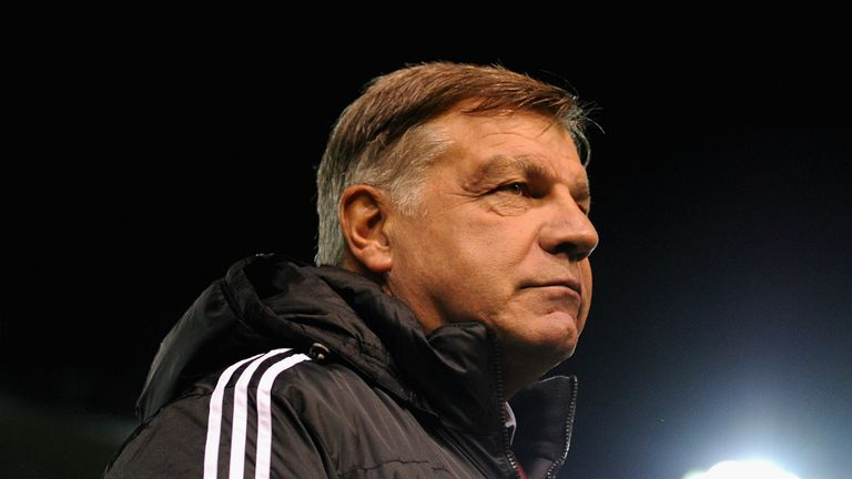 Sam Allardyce: Fans entitled to boo