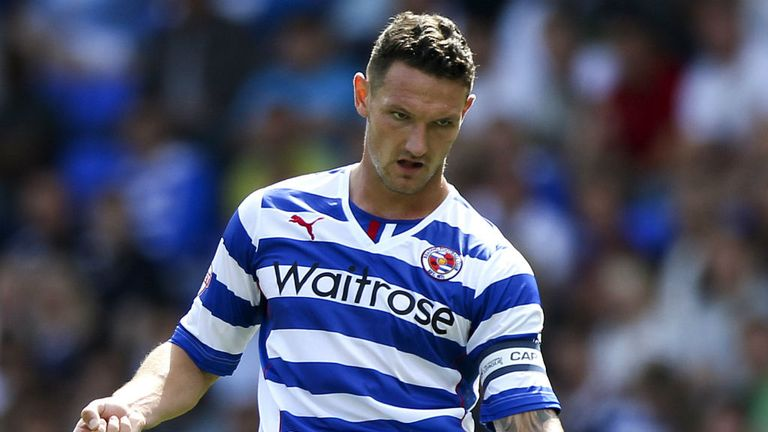 Sean Morrison: Looking to bounce Reading back into the big time