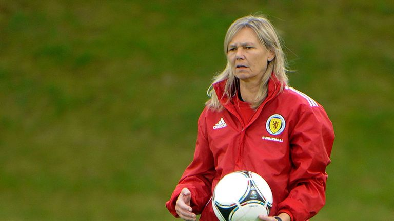 Anna Signeul: On FIFA shortlist for women's world coach of the year