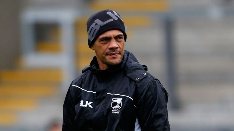 Stephen Kearney: Has indicated he will re-apply for the New Zealand job