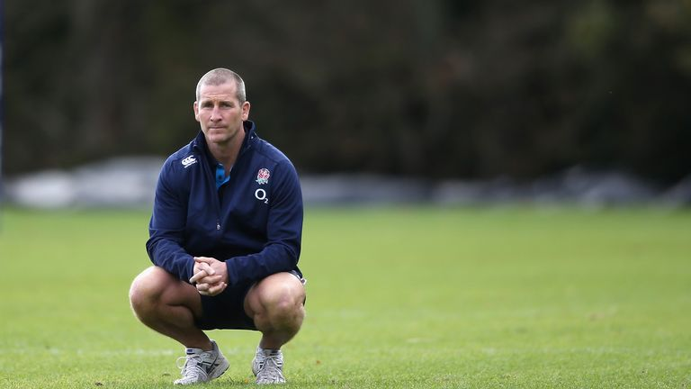 Stuart Lancaster: Criticised by Sir Clive Woodward