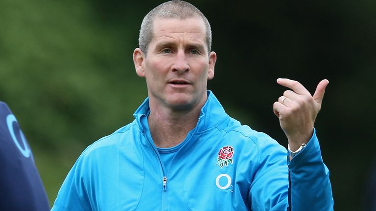 Stuart Lancaster: his England team beat the All Blacks 12 months ago