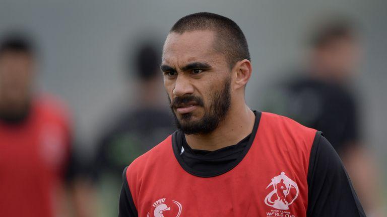 Thomas Leuluai: Set to miss World Cup clash with Samoa