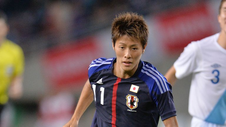 Yoichiro Kakitani: Japan international linked with Werder Bremen