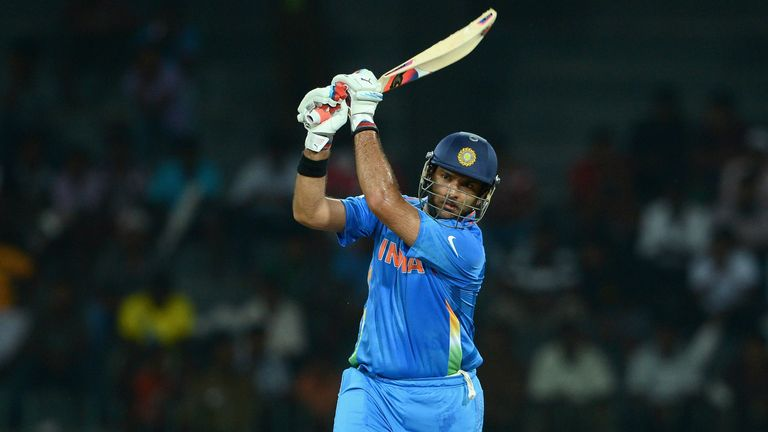 Yuvraj: Made a superb return to the international fold