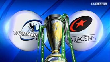 Connacht v Saracens - Highlights