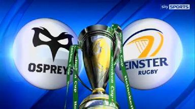 Ospreys v Leinster - Highlights