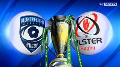 Montpellier v Ulster - Highlights