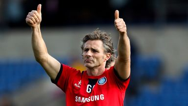 Gareth Ainsworth: Happy to win ugly
