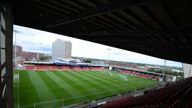 Alexandra Stadium: Home to Crewe