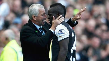 Alan Pardew: Hopes Cheick Tiote will stay at Newcastle