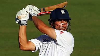 Alastair Cook: Led England to 3-0 series win in the summer
