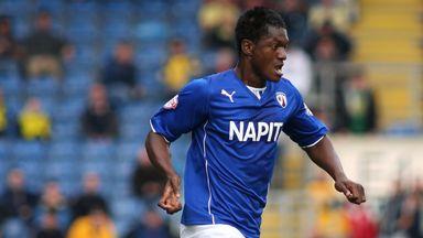 Armand Gnanduillet: Loan move to Stevenage
