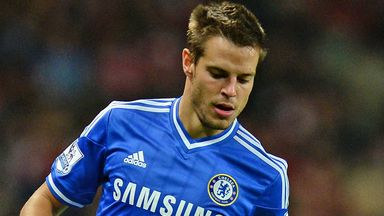 Cesar Azpilicueta: Happy that Chelsea are not conceding goals