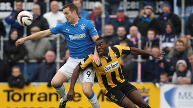 Jon Daly: Admits that Rangers must make better starts to games