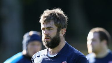 Geoff Parling: Set to miss Six Nations opener