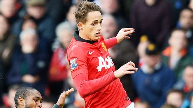 Adnan Januzaj: Young midfielder is impressing at Manchester United this season