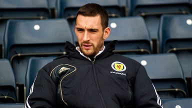 Lee Wallace: Missing for Scotland against Croatia