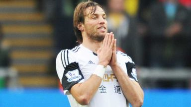Michu: Going nowhere according to Garry Monk
