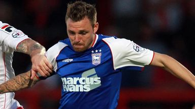 Paul Anderson: Ipswich winger expected to make his return next week