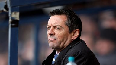 Phil Brown: Sympathises with travelling support