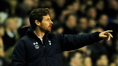 Andre Villas-Boas: Delighted to progress to the Capital One Cup quarter-finals