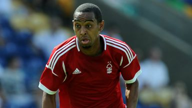 Dexter Blackstock: Staying at Nottingham Forest for now