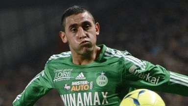 Faouzi Ghoulam: Flattered by links with Manchester United and AC Milan