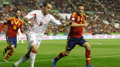 Juan Mata: Omitted from Spain squad