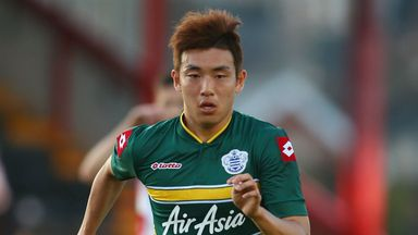 Yun Suk-Young: South Korea defender free to play in play-off final