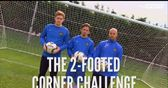 Two-Footed Corner Challenge - Oxford Utd