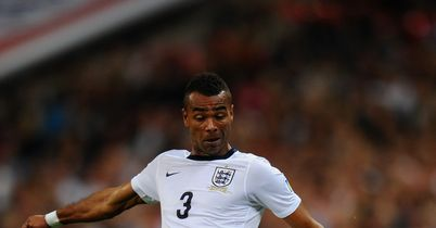 Ashley Cole: Ruled out against Montenegro