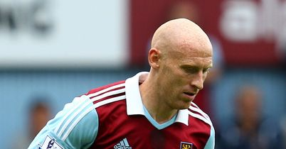 James Collins: Hamstring injury