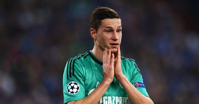 Julian Draxler: Won't leave Schalke in January