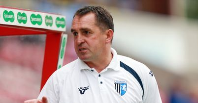 Martin Allen: Paid price for latest defeat