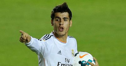 Morata keen to remain at Real