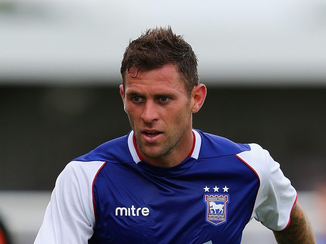 Daryl Murphy: Earned a point for Ipswich