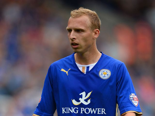 Ritchie De Laet: Recovered from cramp