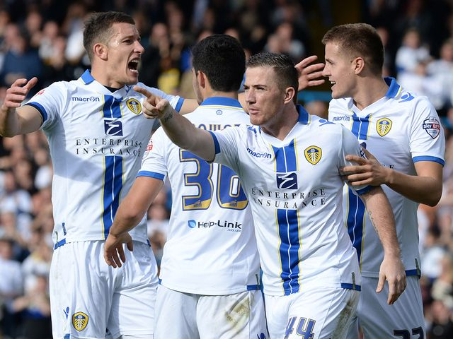 Ross McCormack: At the double for Leeds