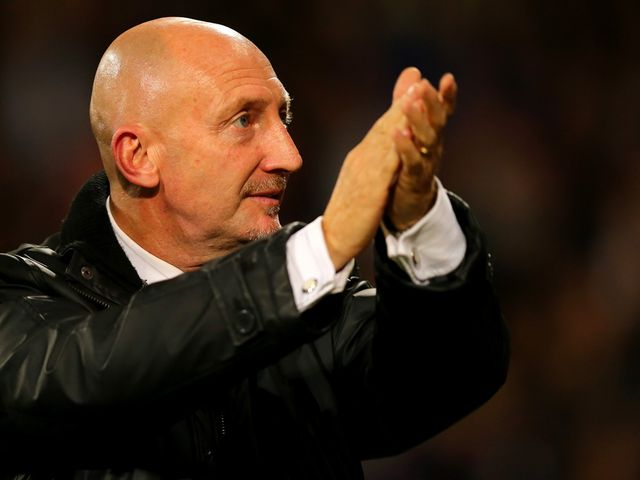 Ian Holloway: Watched his Millwall side lose 1-0