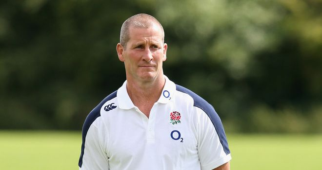 Stuart Lancaster: Seeking inspiration from England's footballers